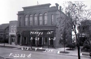 Seattle Assay Office/German Club, 1938 Courtesy Puget Sound Regional Archives