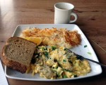 Oyster Scramble? Yes, please.