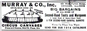 Own the Big Top. The Billboard, 1938.